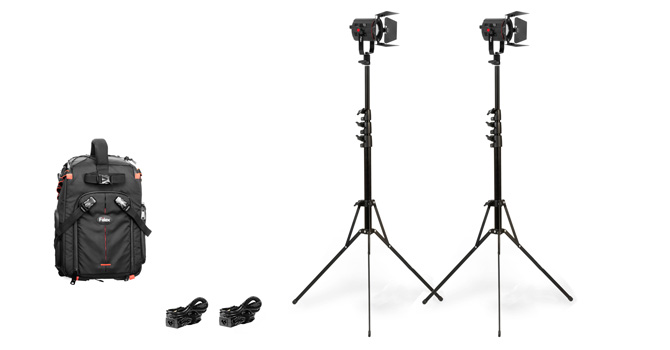 Fiilex S282 Light Kit