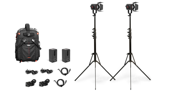 Fiilex S284 Light Kit